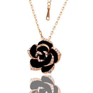 Rose - Necklace - Fashion Arks