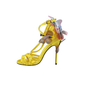 Buttery High Heels - Fashion Arks