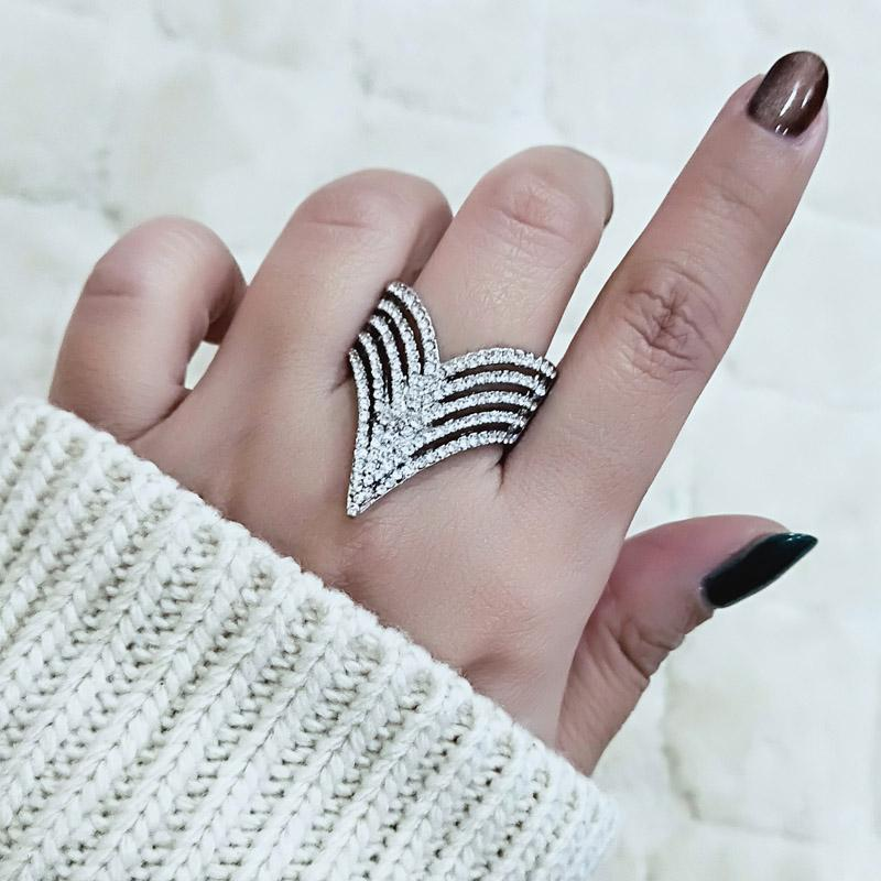Women's Cocktail Ring - Fashion Arks