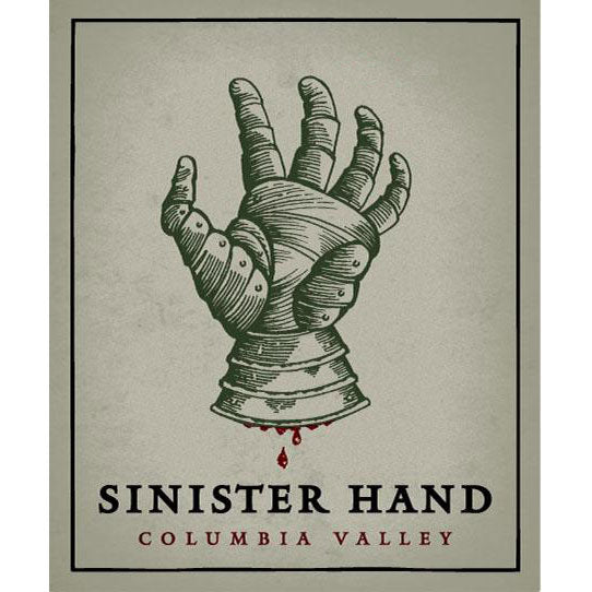 Owen Roe Sinister Hand 2016.  The bloody hand is back!