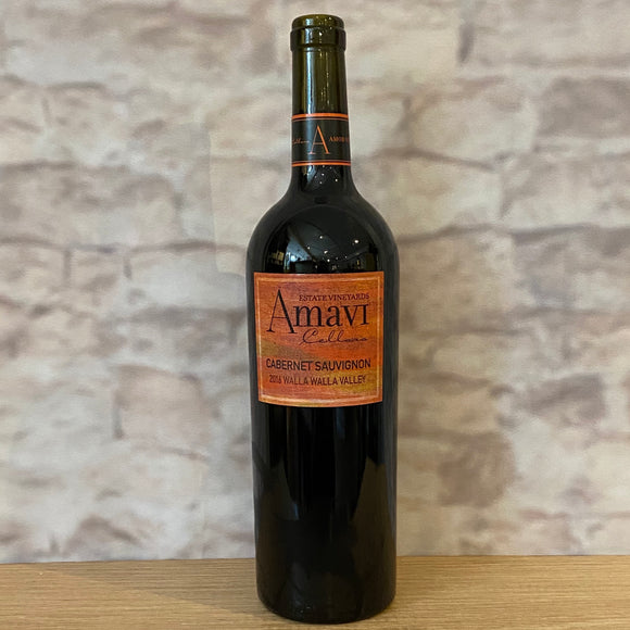 AMAVI CELLARS CABERNET SAUVIGNON WALLA WALLA VALLEY 2016