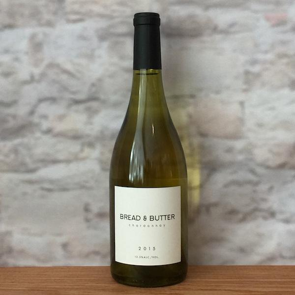 BREAD AND BUTTER CHARDONNAY 2015