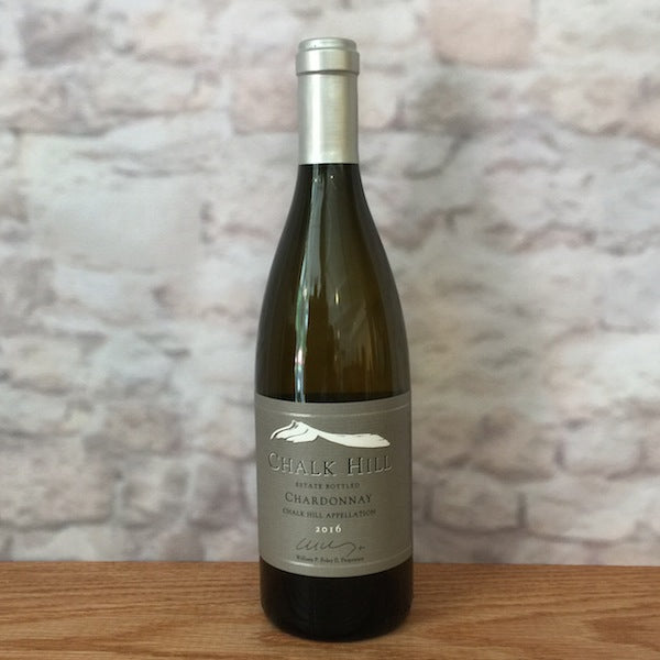 CHALK HILL ESTATE CHARDONNAY 2016