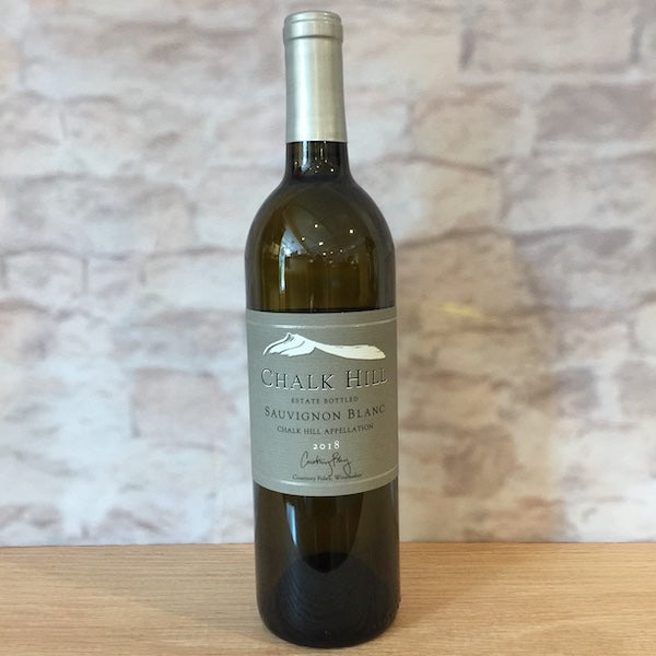 CHALK HILL SAUVIGNON BLANC ESTATE 2018