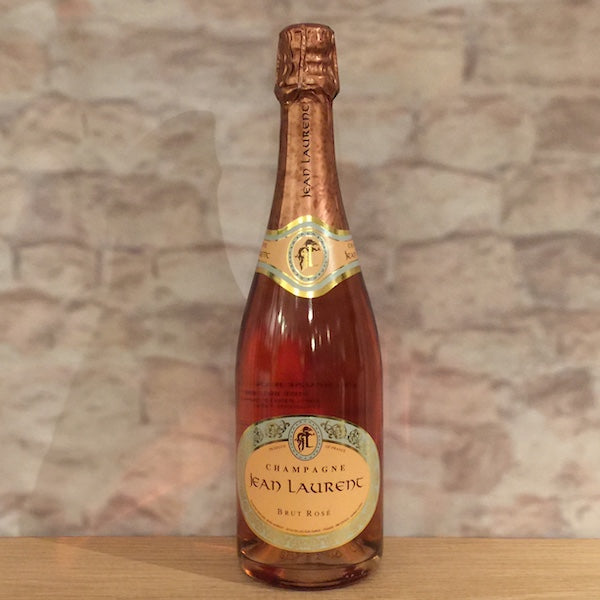 JEAN LAURENT CHAMPAGNE BRUT ROSE' NV