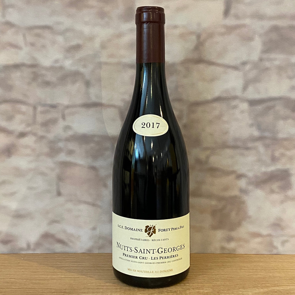 DOMAINE FOREY NUITS-SAINT-GEORGES 1ER CRU LES PERRIERES 2017