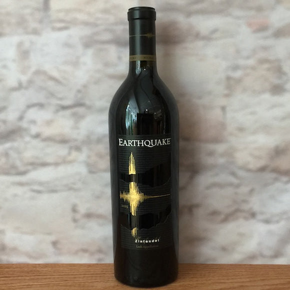 EARTHQUAKE ZINFANDEL 2015