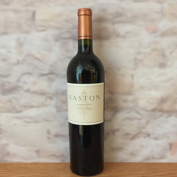 EASTON ZINFANDEL AMADOR COUNTY 2014