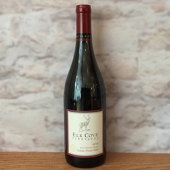 ELK COVE PINOT NOIR WILLAMETTE VALLEY 2015