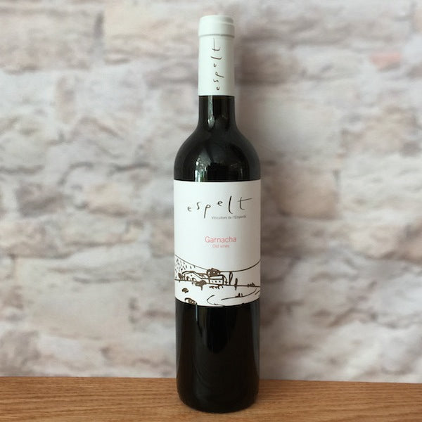 ESPELT GARNACHA ROUGE OLD VINES 2016