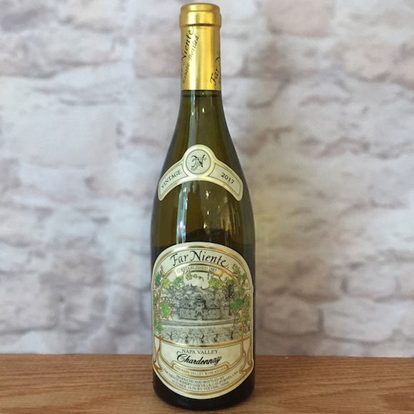 FAR NIENTE CHARDONNAY NAPA VALLEY 2017