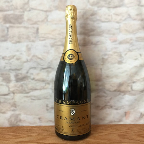 1.5L GUY LARMANDIER CRAMANT GRAND CRU BLANC DE BLANCS NV MAGNUM
