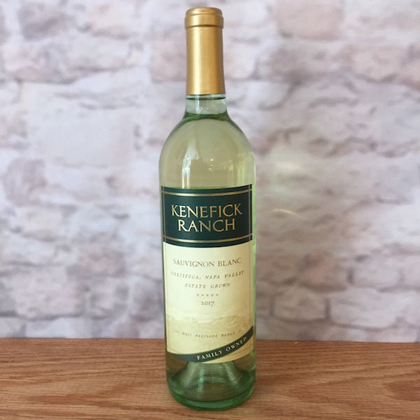 KENEFICK RANCH SAUVIGNON BLANC NAPA VALLEY 2017