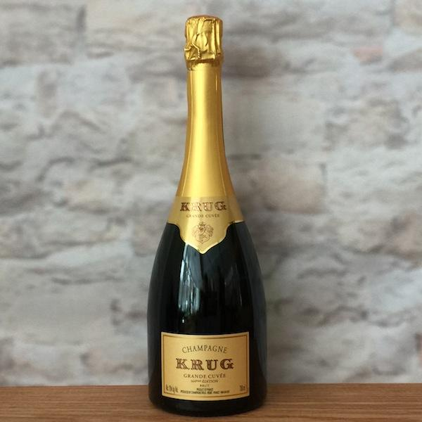 KRUG BRUT GRANDE CUVEE MV 164TH EDITION