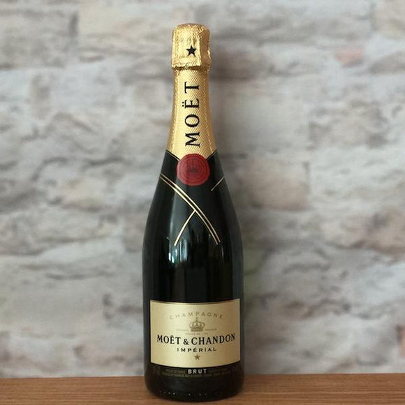 MOET & CHANDON BRUT IMPERIAL BLANC CHAMPAGNE