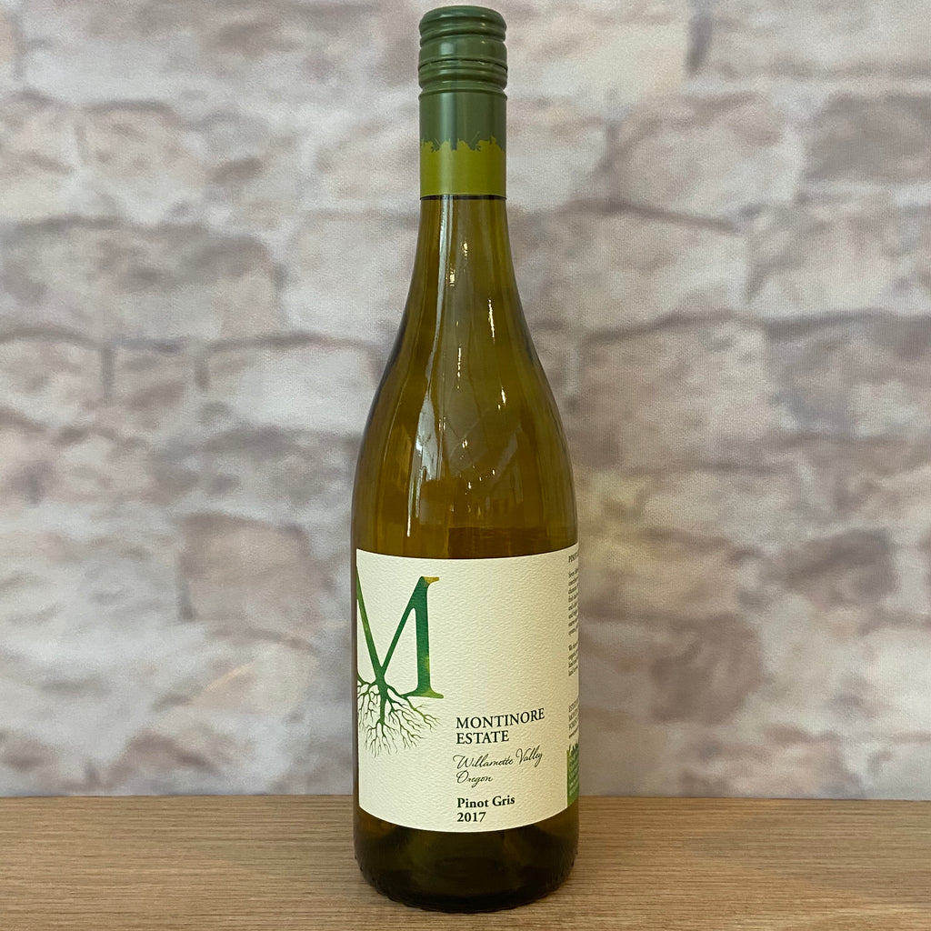 MONTINORE ESTATE PINOT GRIS WILLAMETTE VALLEY 2017