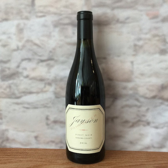 PAHLMEYER JAYSON PINOT NOIR SONOMA COUNTY 2014