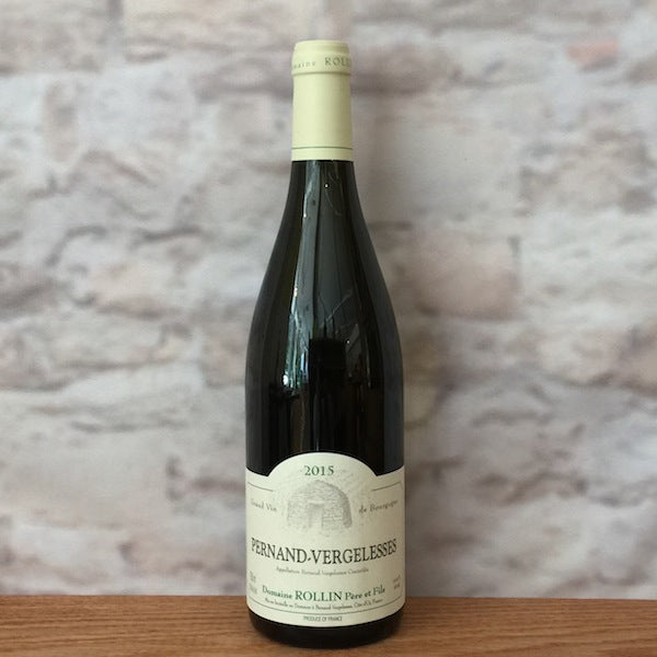 DOMAINE ROLLIN PERNAND-VERGELESSES BLANC 2015