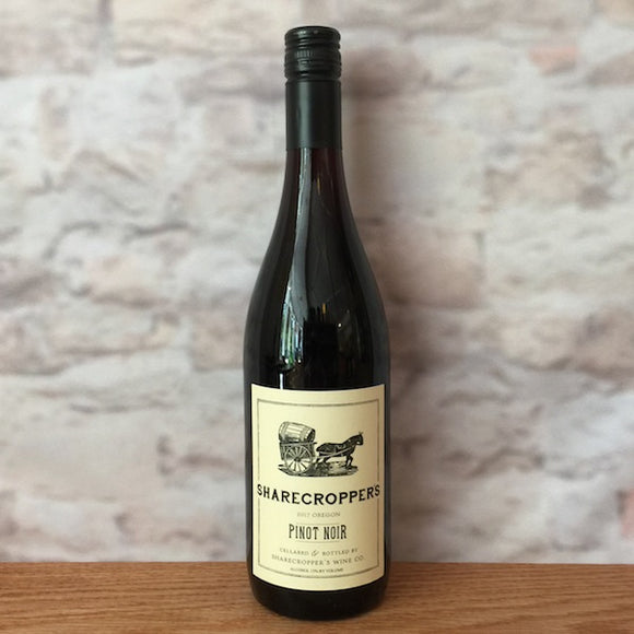 SHARECROPPER'S PINOT NOIR 2017