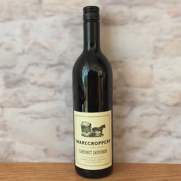 SHARECROPPER'S CABERNET SAUVIGNON 2016