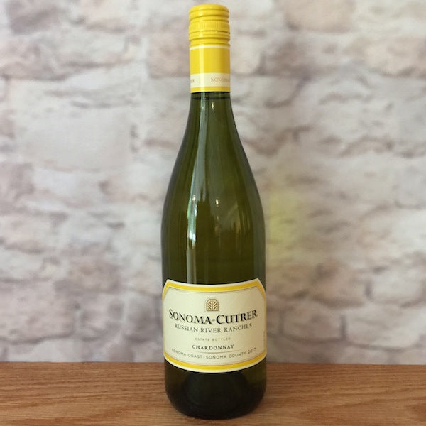 SONOMA CUTRER CHARDONNAY RUSSIAN RIVER RANCHES 2017