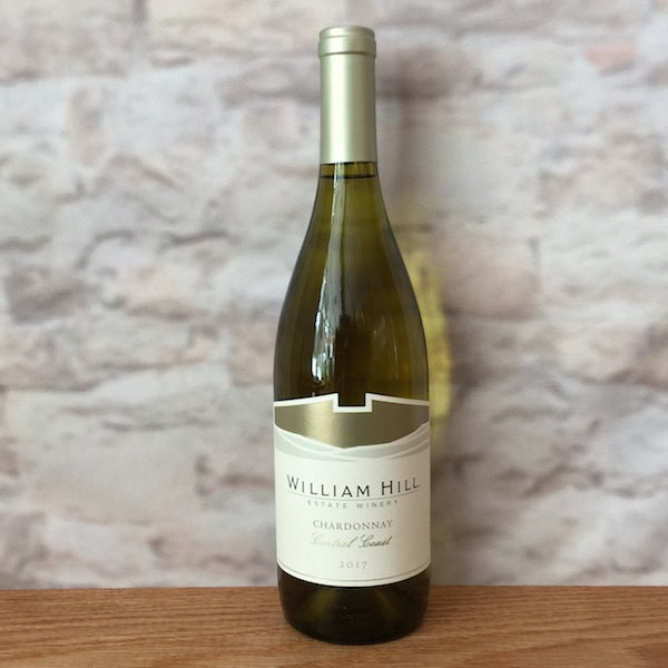 WILLIAM HILL CHARDONNAY CENTRAL COAST 2017