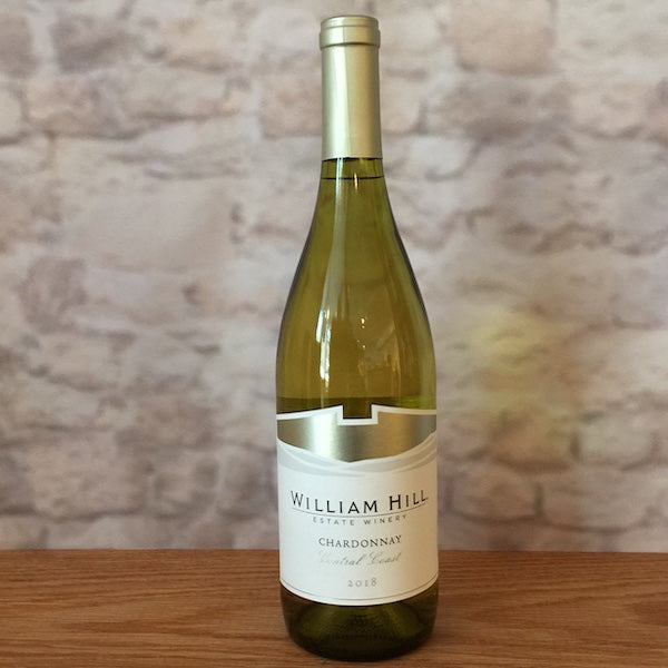 WILLIAM HILL CHARDONNAY CENTRAL COAST 2018