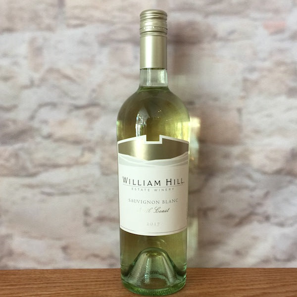 WILLIAM HILL SAUVIGNON BLANC NORTH COAST 2017