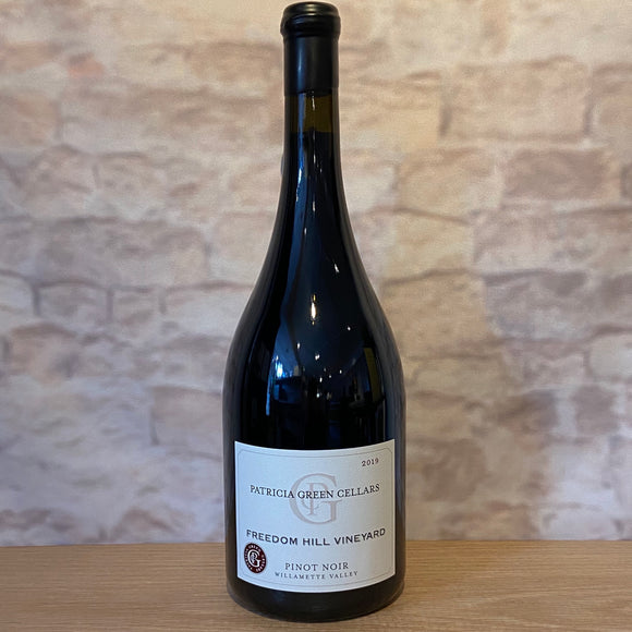 1.5L PATRICIA GREEN CELLARS PINOT NOIR FREEDOM HILL VINEYARD 2019 MAGNUM