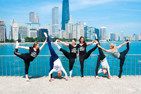 chicago yoga teachers
