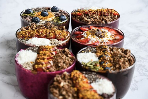 Best places to get acai bowls in Chicago