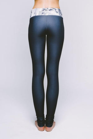 Joriki Yoga Essential Legging - Print/Solid - 5 Color Options Available Leggings