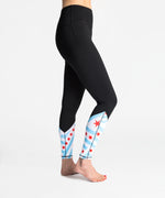 Joriki Yoga Chicago Legging in Black Women's Leggings