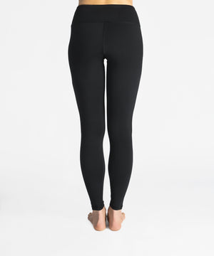 "Joriki Yoga High-Waist Essential 26"" Legging - Jet Black Leggings"