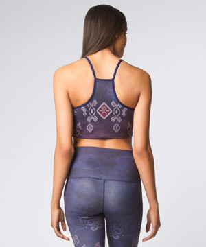 Joriki Yoga Ikat Ombre Top Sports Bra
