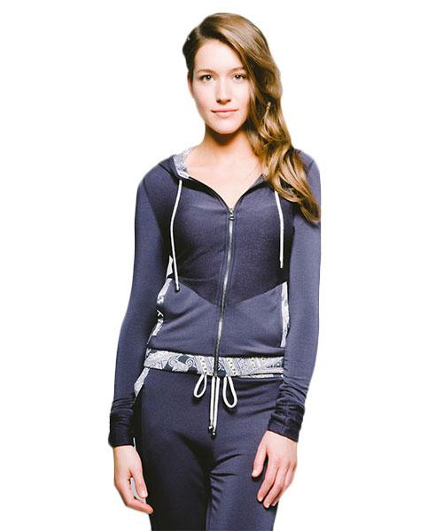 Yoga Democracy Jacket Lightweight Zip-Up Hoodie - Available in 3 Colors