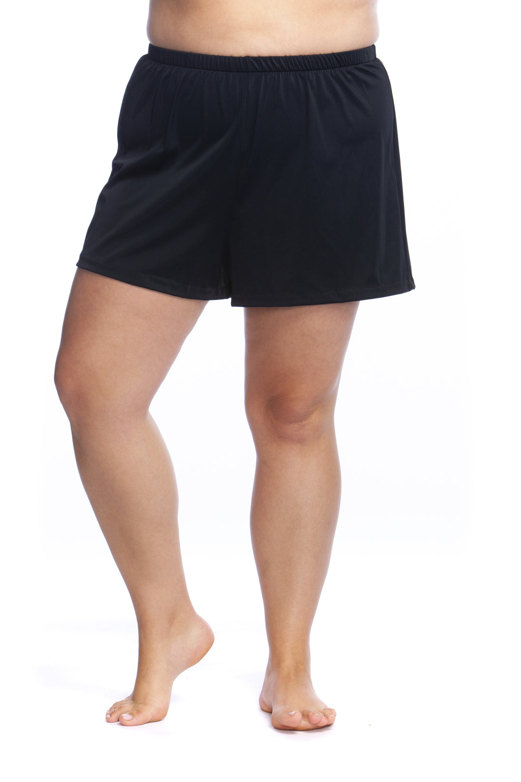 Black Jogger Short Swimwear