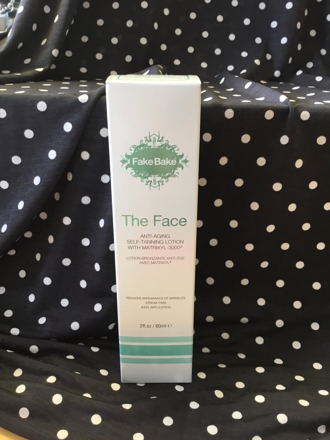 FakeBake The Face Anti-Aging Self
