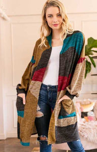 Rock Around the Block Cardigan