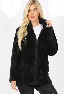 Warm & Furry Jacket