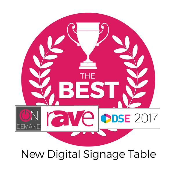 DSE 2017: Makitso Displays Shows Sslab Jr Interactive Table