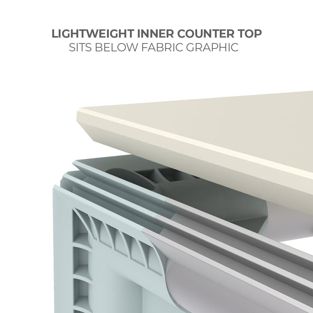 WaveLight Casonara SEG Lightweight Inner Counter Top