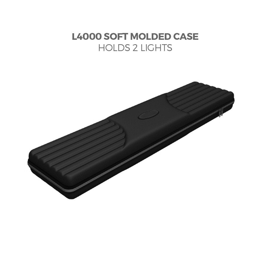 L4000 Display light in soft molded bag