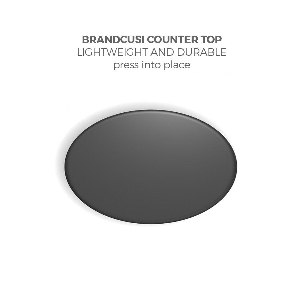 BrandStand Brancusi Counter Top