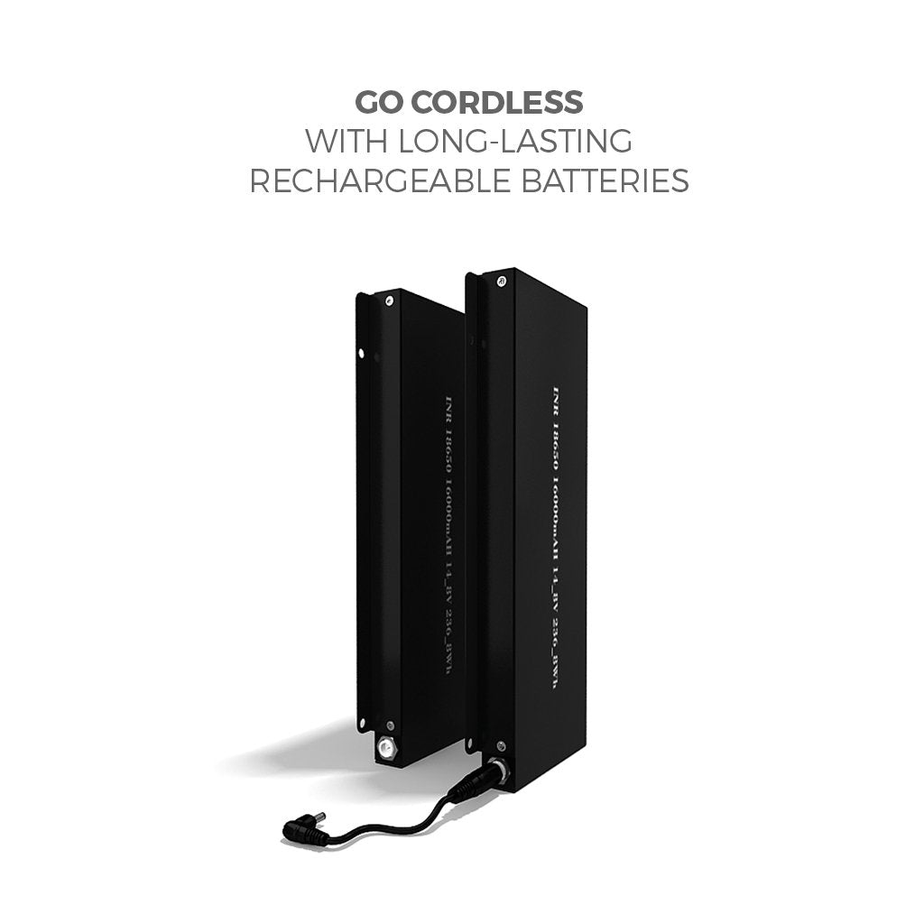 "Makitso® Concierge Digital Retail Kiosk Solutions 21.5"" Black Rechargeable Batteries"