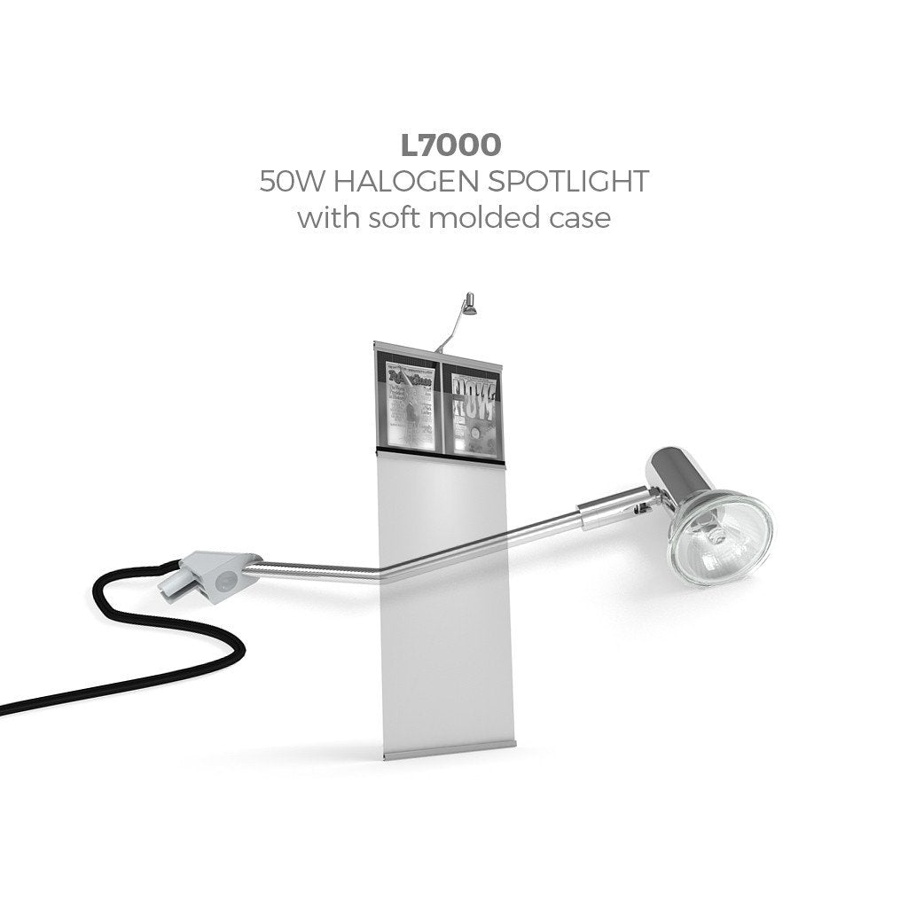 L6000 50W Halogen Light for BrandStand® Take 4, Take 8, and DoubleTake