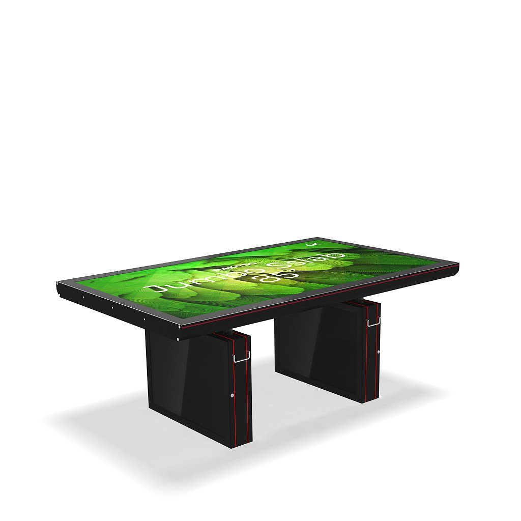 "Makitso Sslab Jumbo 85"" 4K Digital Signage Table with Touch Screen"