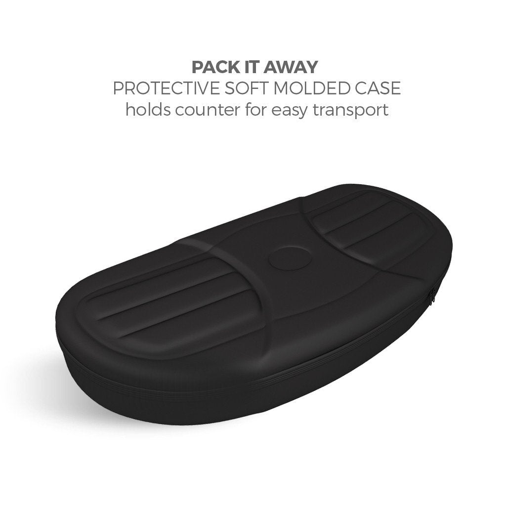 Makitso WaveLine® Counter travel case