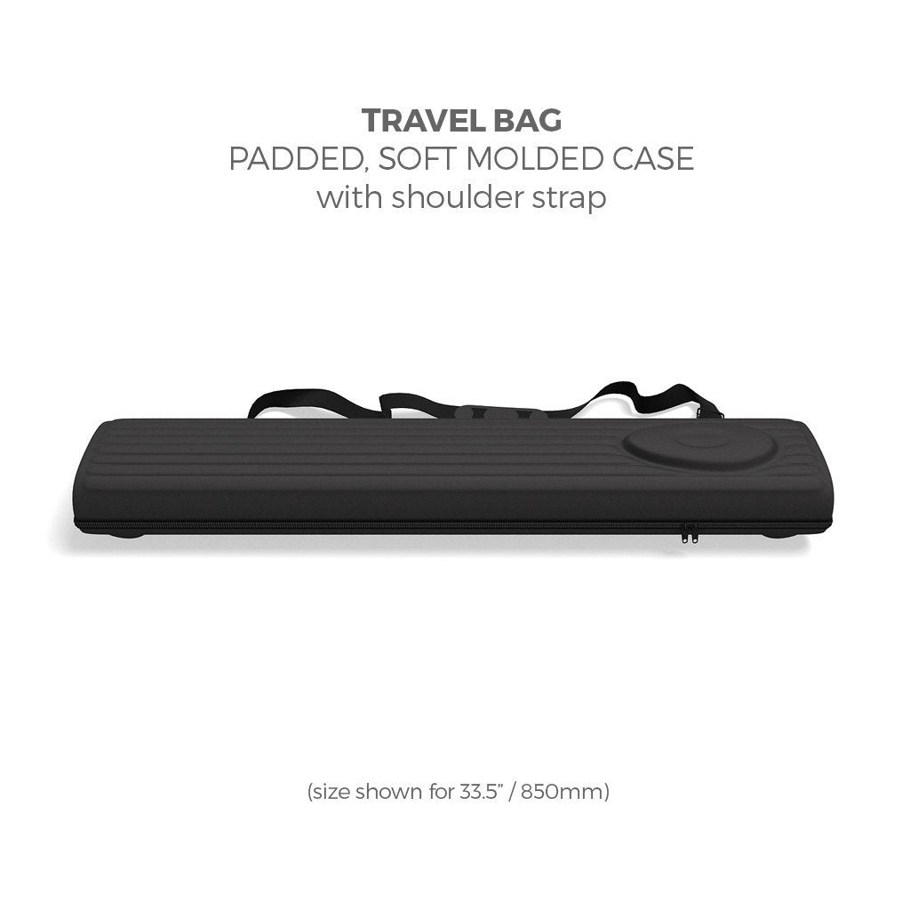BrandStand Rollup 2 Retractable Banner Stand travel bag