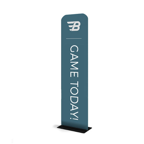 "WaveLine® Banner Stand Tension Fabric Display 24""x116"""